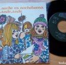 Discos de vinilo: ESTA NOCHE ES NOCHEBUENA... SINGLE 45 RPM VILLANCICOS PROMO DE SKIP- AÑO 1968. Lote 165152174