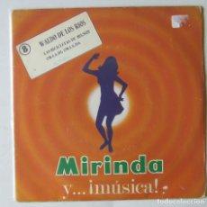 Discos de vinilo: SINGLE BEATLES MIRINDA WALDO DE LOS RIOS OB-LA-DI, OB-LA-DA. Lote 165159106