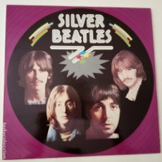 Discos de vinilo: THE BEATLES - SILVER BEATLES- EUROPE LP 1982- VINILO EXC. ESTADO.. Lote 165159142