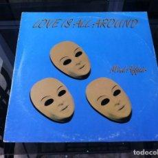 Vinyl-Schallplatten - MAXI SINGLE. MIND AFFAIR. LOVE IS ALL AROUND. 1994, ITALY - 165161062