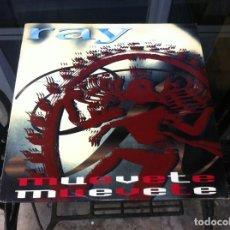 Vinyl-Schallplatten - MAXI SINGLE. RAY. MUÉVETE. 1994, SPAIN. - 165164358