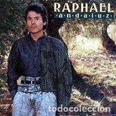 Discos de vinilo: RAPHAEL - ANDALUZ - LP SONY MUSIC SPAIN 1990. Lote 165169194