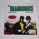 Discos de vinilo: THE DIAMONDS. - LITTLE DARLIN' / THE STROLL - SINGLE. TDKDS13. Lote 165180902