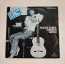Discos de vinilo: MARTINHA.- AMIGOS + LLUEVE SINGLE. TDKDS13. Lote 165183302