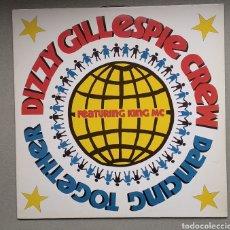 Discos de vinilo: DIZZY GILLESPIE. Lote 165189053