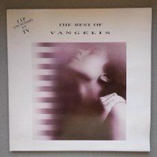 Discos de vinilo: LOTE DE LPS DE VANGELIS,,,,LP DOBLE Y LP,,,. Lote 165189988