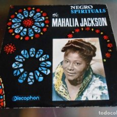 Discos de vinilo: MAHALIA JACKSON, EP, IN THE UPPER ROOM + 2, AÑO 1961. Lote 165194606
