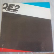 Discos de vinilo: MIKE OLDFIELD QE2. Q.E.2. VIRGIN 1980. EDICIÓN ESPAÑOLA. Lote 165206234