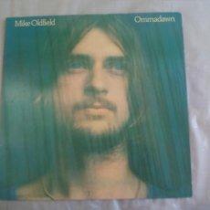 Discos de vinilo: MIKE OLDFIELD OMMADAWN. VIRGIN 1987. EDICIÓN ESPAÑOLA. Lote 165206674