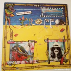 Discos de vinilo: GEORGE HARRISON- GONE TROPPO- SPAIN LP 1982 + ENCARTE - THE BEATLES- VINILO COMO NUEVO.. Lote 165206890