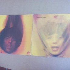 Discos de vinilo: THE ROLLING STONES – GOAT'S HEAD SOUP 1973. GERMANY. COC 59 101. Lote 165208534