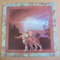 Discos de vinilo: ANANTA – NIGHT AND DAYDREAM. PROMO UK 1978 BBT 112-T . Lote 165213918