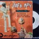 Discos de vinilo: JACK ARY - PEQUEÑA FLOR + EL MILLONARIO + OUI, OUI...EP ESPAÑOL 1960 - VOGUE. Lote 165218914