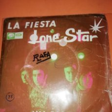 Discos de vinilo: LONE STAR – LA FIESTA / UN DIA VOLVERÉ – SINGLE PROMO SPAIN 1968 – LA VÓZ DE SU AMO PL 63184. Lote 165222526