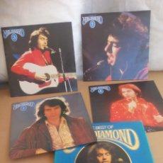 Discos de vinilo: NEIL DIAMOND – THE BEST OF NEIL DIAMOND 4 × LP, COMPILATION MCA RECORDS UK 1980 . Lote 165223406