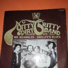Discos de vinilo: NITTY GRITTY DIRT BAND-MR.BOJANGLES/SHELLEY'S BLUES-HISPABOX 1971. Lote 165224450