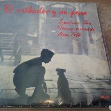 Discos de vinilo: EL SILBADOR Y SU PERRO. LIMEHOUSE BLUES / PENNY SERENADE /MOON TALK. EP BELTER 1959. Lote 165224858