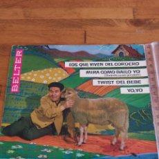 Discos de vinilo: DISCO DE VINILO DE FRANZ JOHAM E LOS AÑOS 1960S EDITADO POR BELTER. Lote 165225678