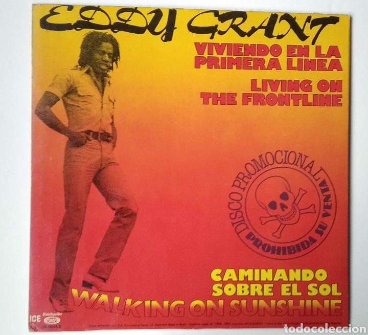 EDDY GRANT (Música - Discos de Vinilo - Maxi Singles - Reggae - Ska)