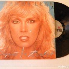 Discos de vinilo: AMANDA LEAR, LP VINILO, DIAMONS FOR BREAAKSFAST. Lote 165241654