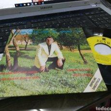 Discos de vinilo: ALLER SOTO SINGLE PROMOCIONAL HABLAME SÓLO DE AMOR 1977 AUDIO VIDEO. Lote 165248229