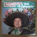 Discos de vinilo: FERNANDO ESTESO - JUAN EL CHAMAQUITO. PROMOCIONAL. Lote 165256029