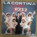 Discos de vinilo: GEORGIE DANN - LA CORTINA. Lote 165256901