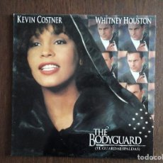 Discos de vinilo: DISCO VINILO LP, WHITNEY HOUSTON, EL GUARDAESPALDAS. ARISTA AÑO 1992. Lote 165258350