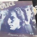 Discos de vinilo: THE POLICE - REGGATTA DE BLANC .. LP DE AM RECORDS .. EDICION ESPAÑOLA .. Lote 165259438
