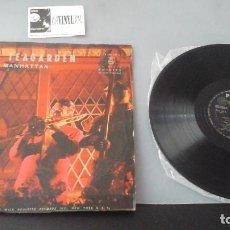 Discos de vinilo: JACK TEAGARDEN ?– JACK TEAGARDEN AT THE ROUNDTABLE (EN MANHATTAN) LP PHILIPS EDICIÓN SUDAMERICANA. Lote 165262538