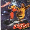 Discos de vinilo: INSPIRED - THE BARE NECESSITIES / IT'S A SMALL WORLD - SINGLE PROMO SPAIN 1980 . Lote 165265978