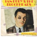 Discos de vinilo: IAN DURY & THE BLOCKHEADS - REASONS TO BE CHEERFUL (RAZONES PARA SER FELIZ, 3ª PARTE) SN SPAIN 1979. Lote 165269606