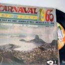 Discos de vinilo: EP ( VINILO) DE L´ORCHESTRE MUNICIPAL DE COPACABANA AÑOS 60. Lote 165288054