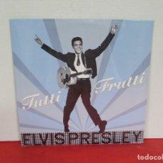 Discos de vinilo: ELVIS PRESLEY - TUTTI FRUTTI - LP - DOM 2017 ELV301 - NUEVO PRECINTADO. Lote 165300666