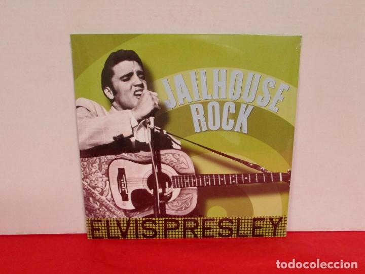 ELVIS PRESLEY - JAILHOUSE ROCK - LP - DOM 2017 ELV304 - NUEVO PRECINTADO (Música - Discos - LP Vinilo - Rock & Roll)