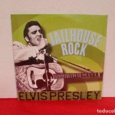 Discos de vinilo: ELVIS PRESLEY - JAILHOUSE ROCK - LP - DOM 2017 ELV304 - NUEVO PRECINTADO. Lote 165301054