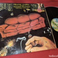 Disques de vinyle: FRANK ZAPPA AND THE MOTHERS OF INVENTION ONE SIZEFITS ALL LP 1975 WB EDICION ESPAÑOLA SPAIN GATEFOLD. Lote 165303038