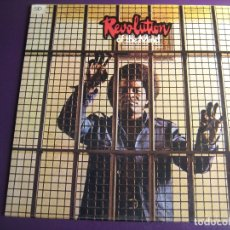 Discos de vinilo: JAMES BROWN LP POLYDOR 1974 - REVOLUTION OF THE MIND - FUNK SOUL SIN APENAS USO. Lote 165307074