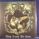 Discos de vinilo: SUMMONING - WITH DOOM WE COME - LP. Lote 165313570