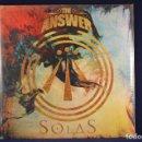 Discos de vinilo: THE ANSWER - SOLAS. Lote 165314126