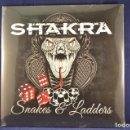 Discos de vinilo: SHAKRA - SNAKES & LADDERS - LP. Lote 165317194