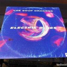 Vinyl-Schallplatten - MAXI SINGLE. THE SOUP DRAGONS. ELECTRIC BLUES. 1991, HOLLAND - 165317354