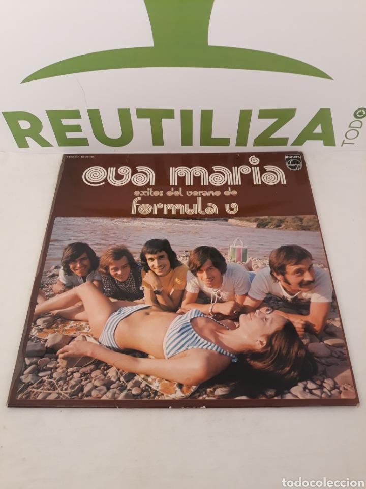 EVA MARIA.EXITOS DEL VERANO.FORMULA V.LP. (Música - Discos - LP Vinilo - Grupos Españoles de los 70 y 80)
