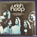 Discos de vinilo: URIAH HEEP - BEST OF KING BISCUIT FLOWER HOUR PRESENTS - LP. Lote 165321634