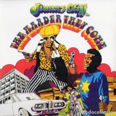 Discos de vinilo: LP VARIOS ARTISTAS THE HARDER THEY COME BSO VINILO JIMMY CLIFF REGGAE. Lote 165326154
