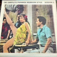 Discos de vinilo: ELVIS PRESLEY THE COMPLETE PARADISE HAWAIIAN STYLE SESSIONS SESSION VOL.2 - TCB-RECORDS 963-1. Lote 165327990