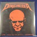 Discos de vinilo: DIRKSCHNEIDER - LIVE - BACK TO THE ROOTS - ACCEPTED! - LP. Lote 165328714