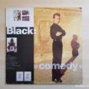 Discos de vinilo: BLACK - COMEDY - LP VINILO - A&M RECORDS - 1988. Lote 165330246