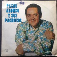 Discos de vinilo: PACHO ALONSO Y SUS PACHUCOS. Lote 165338890