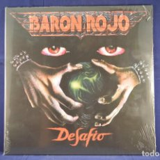 Discos de vinilo: BARON ROJO - DESAFIO - LP. Lote 176886314